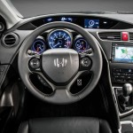 2014 Honda Civic hatchback interior