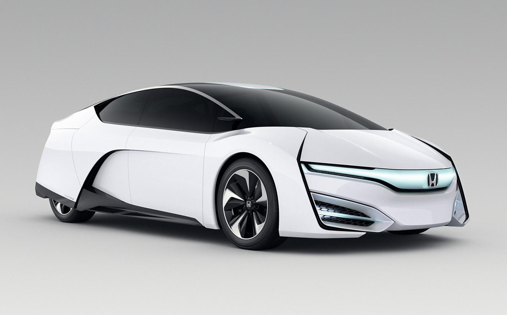 2014 Honda FCEV Concept Photos 5 2014 Honda FCEV Concept details and images