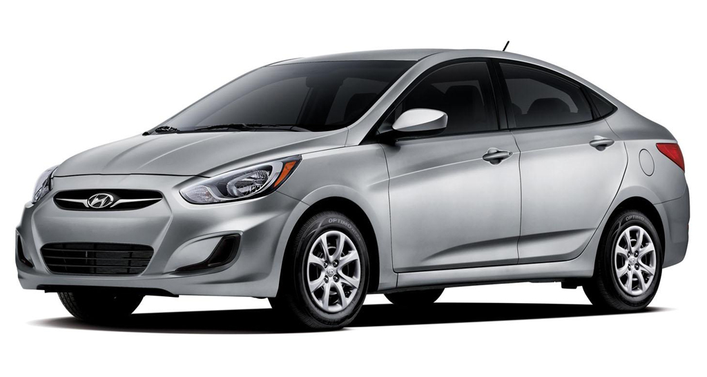 2014 Hyundai Accent Sedan 2014 Hyundai Accent Sedan details and features