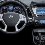 2014 Hyundai Tucson Walking Dead Edition Interior
