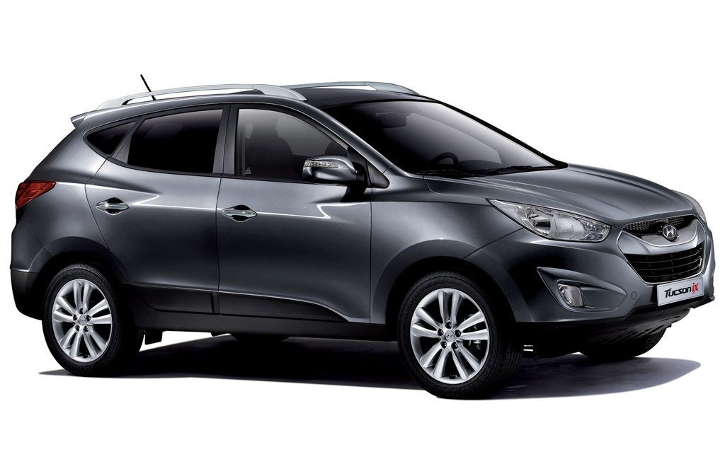 2014 Hyundai Tucson Walking Dead Edition 2014 Hyundai Tucson Walking Dead Edition announced