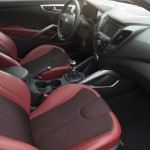 2014 Hyundai Veloster Turbo R Spec Interior (4)