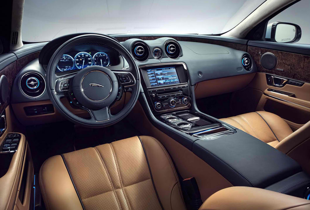 2014 Jaguar XJ Interior 4 2014 Jaguar XJ