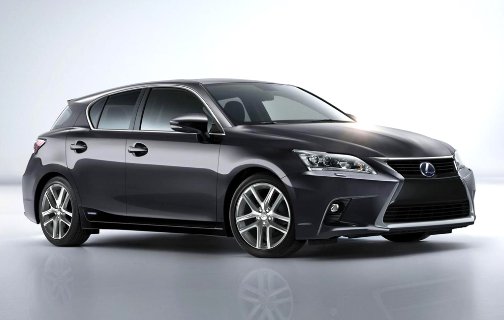 2014 Lexus CT 200h facelift 1  2014 Lexus CT 200h facelift details and photos
