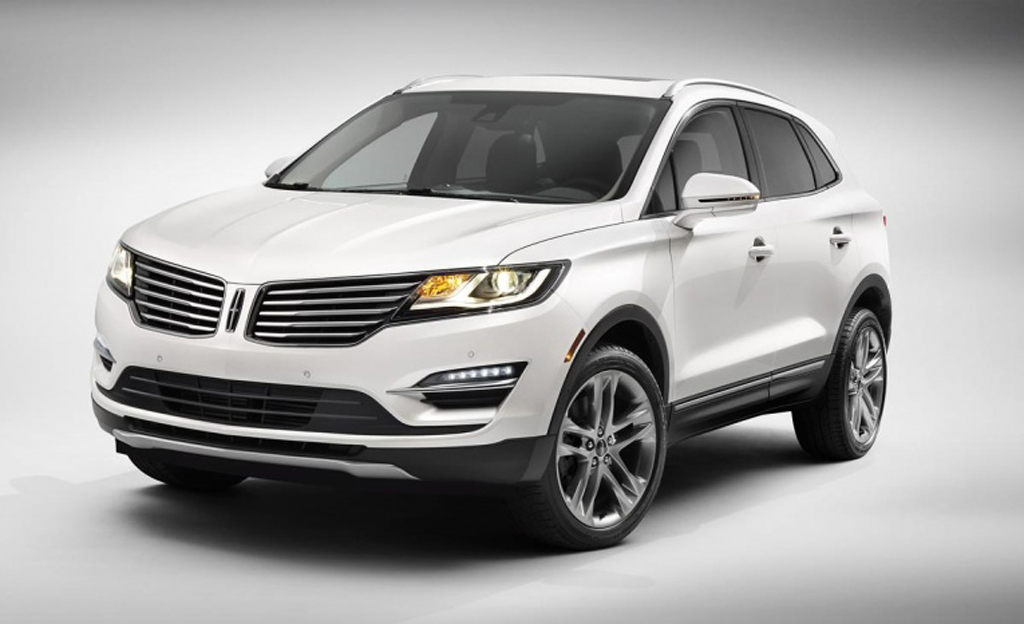 2014 Lincoln MKC 1 2014 Lincoln MKC details and photos