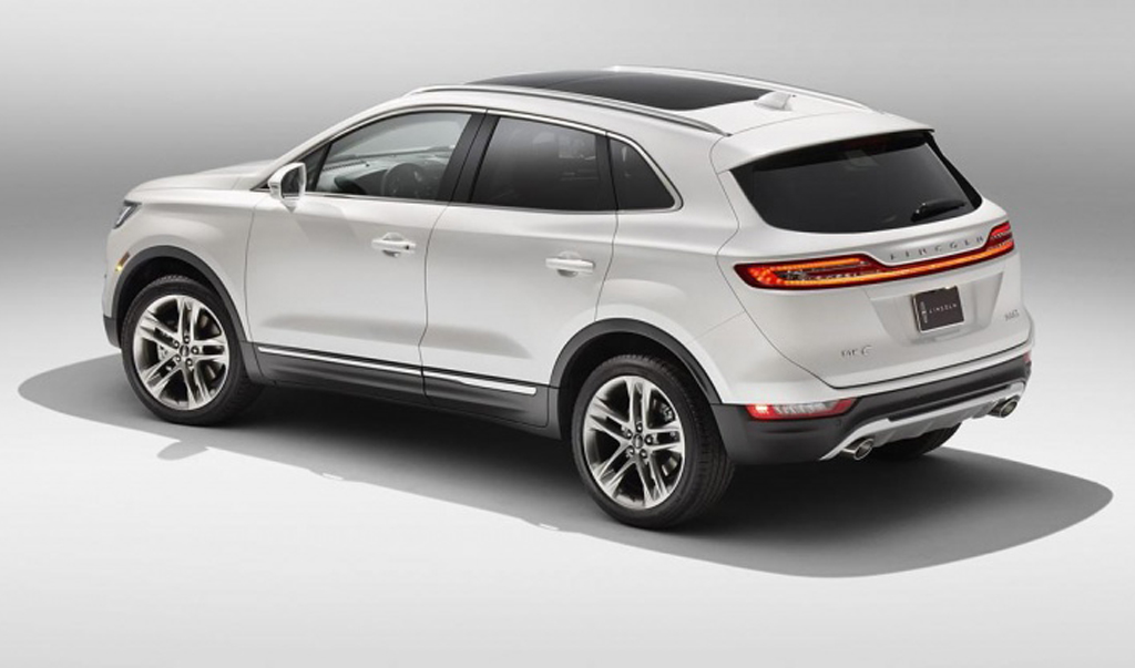 2014 Lincoln Mkc Details And Photos Machinespider Com
