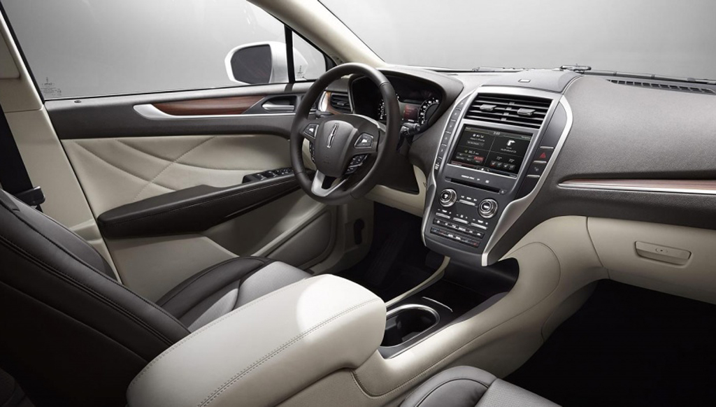 2014 Lincoln MKC Interior 2 2014 Lincoln MKC details and photos