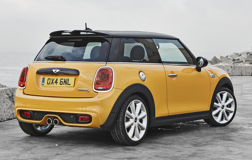2014 mini cooper s details and photos