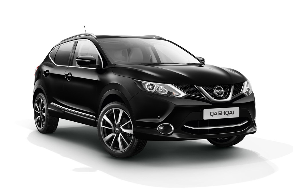 2014 Nissan Qashqai Premier Limited Edition 1 2014 Nissan Qashqai Premier Limited Edition announced