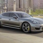 2014 Porsche Panamera Turbo S facelift  (1)
