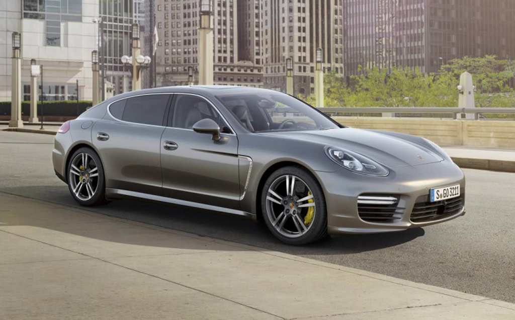 2014 Porsche Panamera Turbo S facelift 1 2014 Porsche Panamera Turbo S facelift unveiled