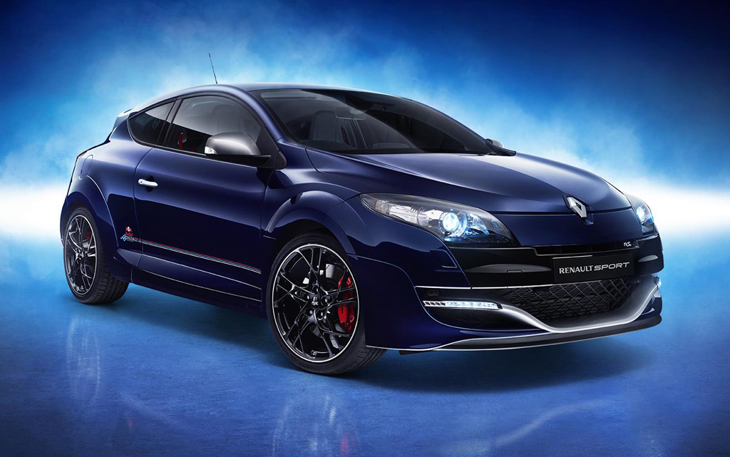2014 Renault Megane RS 265 Red Bull RB8 Limited Edition 2014 Renault Megane RS 265 Red Bull RB8 Limited Edition announced