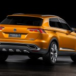 2014 Volkswagen Cross Blue Coupe Concept (3)