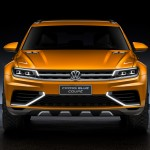 2014 Volkswagen Cross Blue Coupe Concept (4)