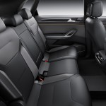 2014 Volkswagen Cross Blue Coupe Concept Interior (2)