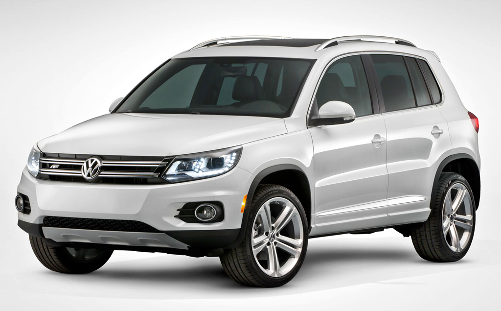 2014 Volkswagen Tiguan Exclusive Edition 1 2014 Volkswagen Tiguan Exclusive Edition