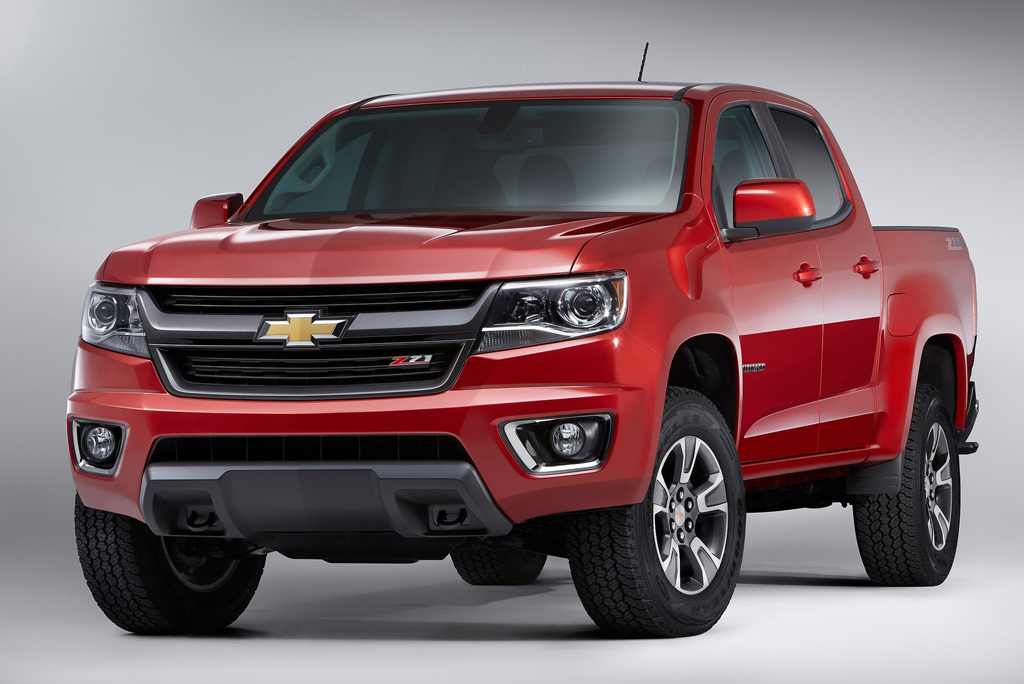 2015 Chevrolet Colorado 1 2015 Chevrolet Colorado   midsize truck details