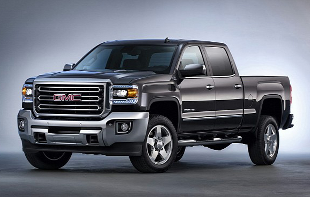 2015 GMC Sierra HD 1 2015 GMC Sierra HD