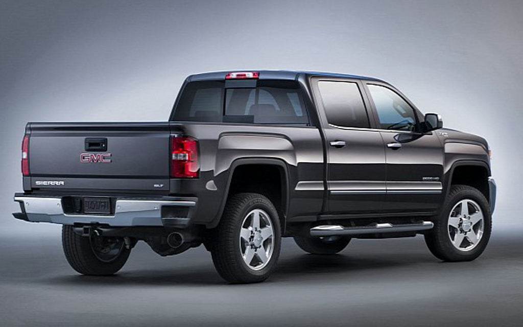 2015 GMC Sierra HD 2 2015 GMC Sierra HD