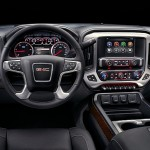 2015 GMC Sierra HD Interior
