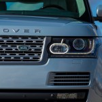 2015 Land Rover Range Rover Hybrid Front View