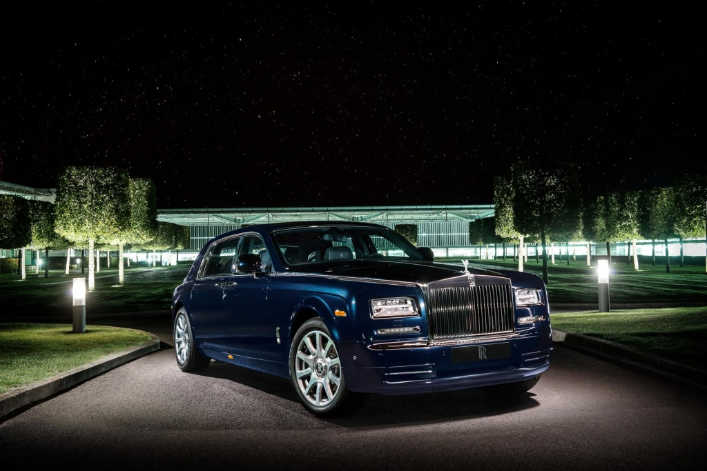 Rolls Royce Celestial Phantom Edition 1 New Rolls Royce Celestial Phantom