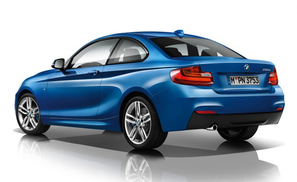 2014 BMW 2 Series Coupe 1 2014 BMW 2 Series Coupe details