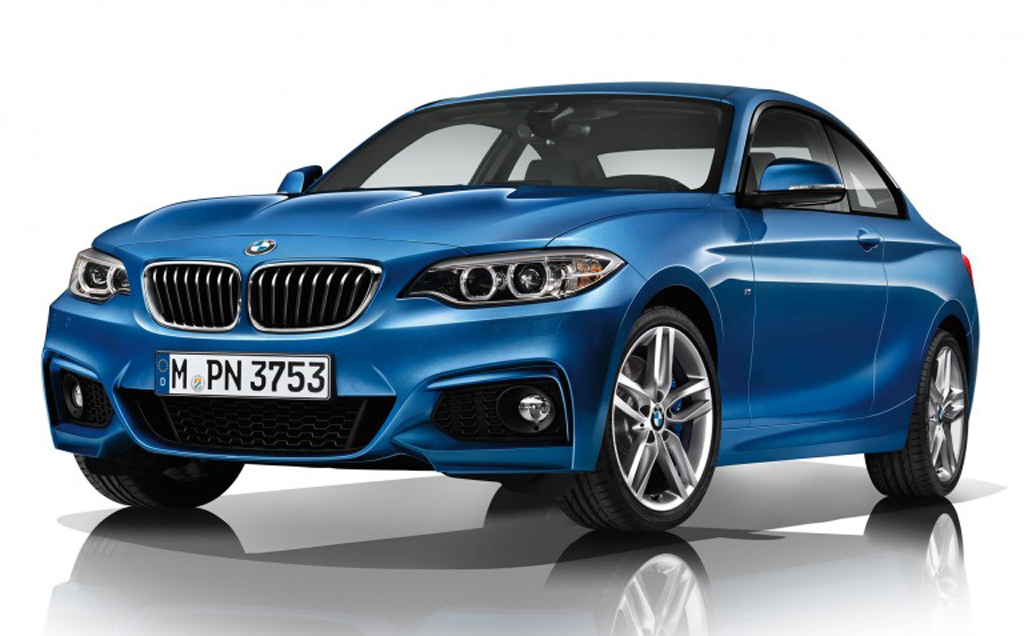 2014 BMW 2 Series Coupe 2 2014 BMW 2 Series Coupe details
