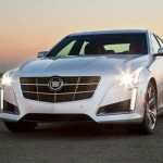 2014 Cadillac CTS Vsport Sedan (2)