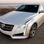 2014 Cadillac CTS Vsport Sedan (4)