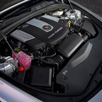 2014 Cadillac CTS Vsport Sedan Engine