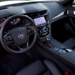 2014 Cadillac CTS Vsport Sedan Interior (1)