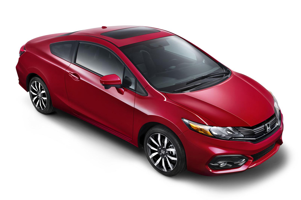 2014 Honda Civic 1 2014  Honda Civic details and images