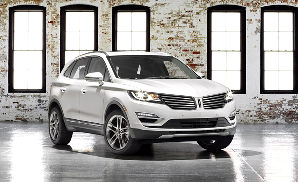 2015 Lincoln MKC 1 2015 Lincoln MKC details