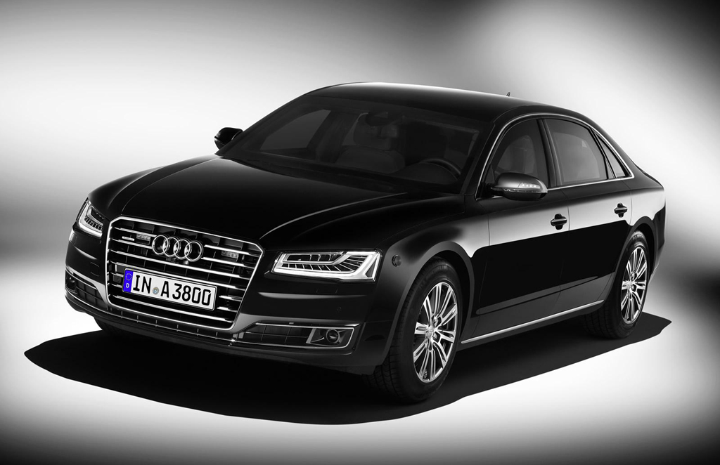 2014 Audi A8 L Security 1 2014 Audi A8 L Security introduced!