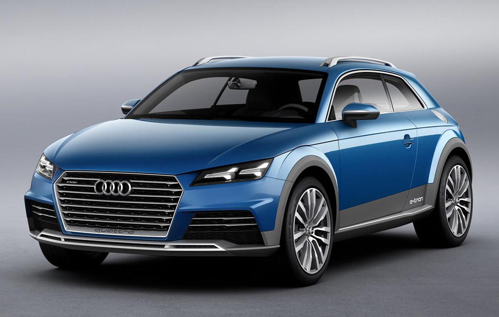 2014 Audi Allroad Shooting Brake Concept 1 2014 Audi Allroad Shooting Brake Concept