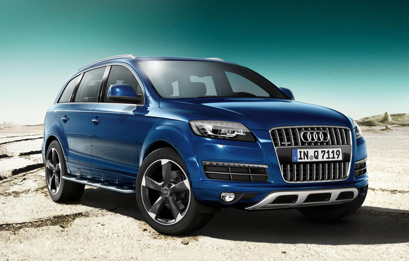 2014 Audi Q7 S line Sport Edition 2014 Audi Q7 S line Sport and Style Edition