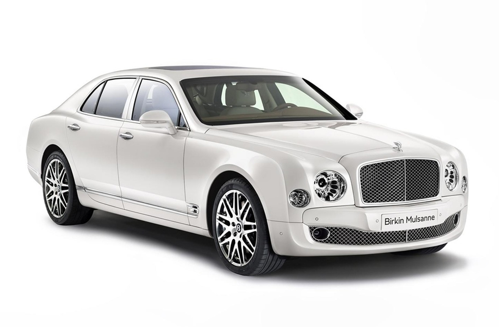2014 Bentley Mulsanne Birkin Limited Edition 1 2014 Bentley Mulsanne Birkin Limited Edition revealed – A masterpiece
