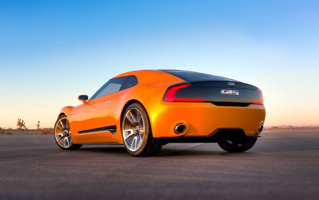 2014 Kia Gt4 Stinger Concept Unveiled At Detroit