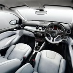 2014 Vauxhall ADAM White Edition (1)