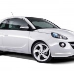 2014 Vauxhall ADAM White Edition (2)