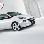 2014 Vauxhall ADAM White Edition (3)