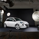 2014 Vauxhall ADAM White Edition (4)