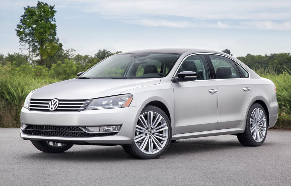 2014 Volkswagen Passat Sport 1 2014 Volkswagen Passat Sport announced, to be priced at $27295