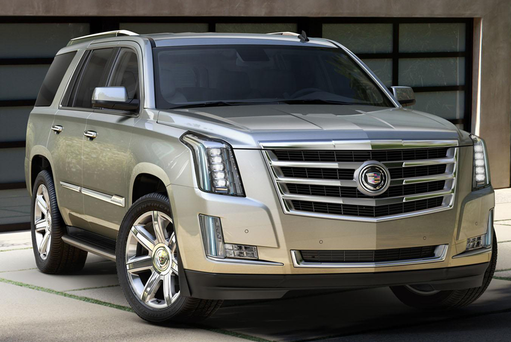 2015 Cadillac Escalade 2015 Cadillac Escalade Price Revealed