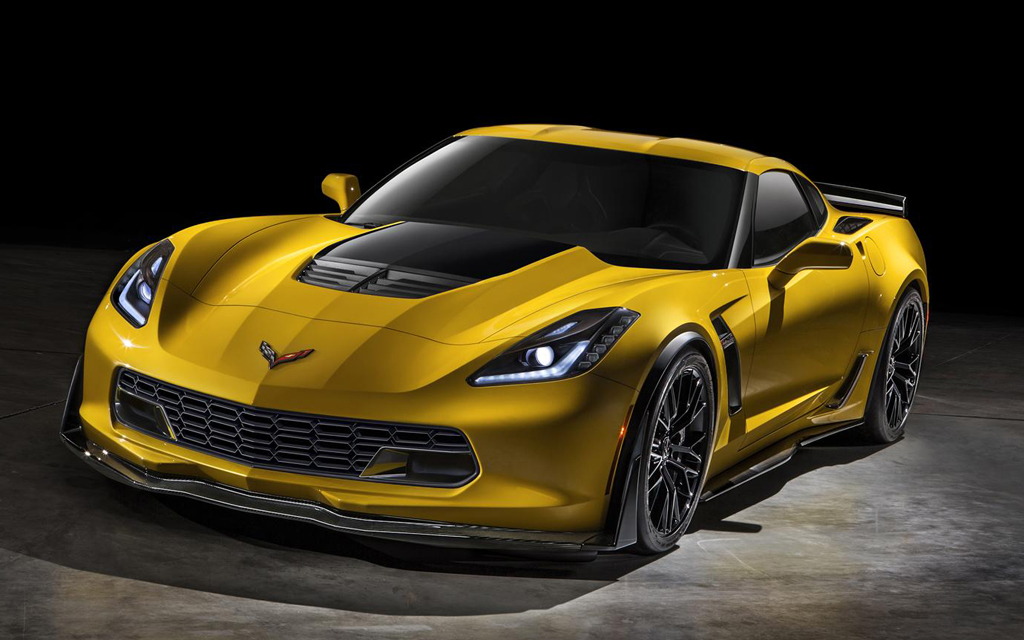 2015 Chevrolet Corvette Z06 1 2015 Chevrolet Corvette Z06 revealed with 625 bhp power