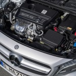 2015 Mercedes-Benz GLA45 AMG Engine