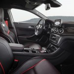 2015 Mercedes-Benz GLA45 AMG Interior