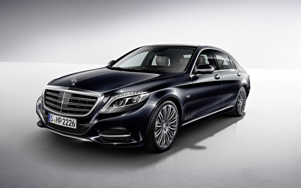 2015 Mercedes S600 1 2015 Mercedes S600 details and photos