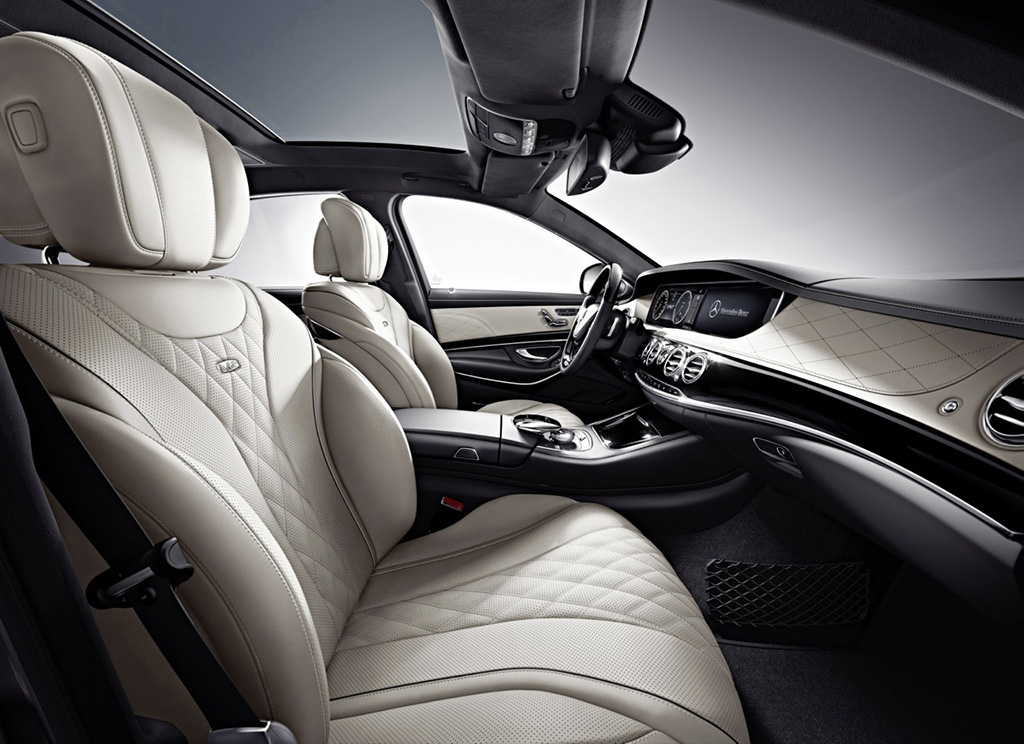2015 Mercedes S600 Interior 3 2015 Mercedes S600 details and photos